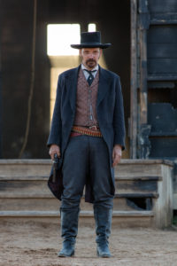 Peter Sarsgaard stars in Metro-Goldwyn-Mayer Pictures and Columbia Pictures' THE MAGNIFICENT SEVEN.