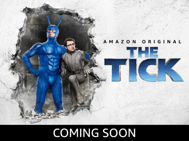 The Tick coming soon