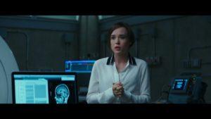Courtney (Ellen Page)